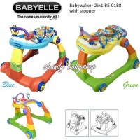 babyelle-walker-2in1