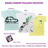 kazel-tshirt-3in1-village-edition