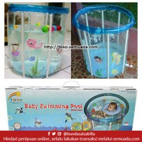 JUAL BELI KOLAM SPA BAYI BABY FLOW BABY SWIMMING POOL