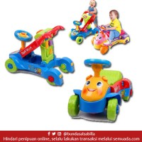JUAL BELI BABY WALKER MULTIFUNCTIONAL EDUCATION WALKER 2-IN-1